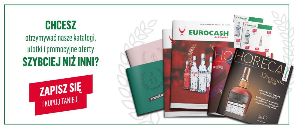 CHCESZ otrzymywać nasze katalogi, ulotki i promocyjne oferty szybciej niż inni? Zapisz się i kupuj taniej!