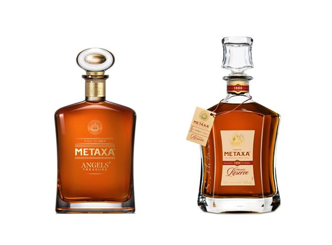 Metaxa w katalogu Prestige